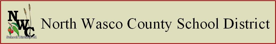North Wasco County School District